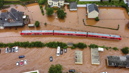 Australia lags as floods, fires prompt world leaders into action