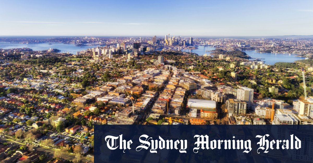 Sydney and Melbourne suburbs are splintering down income lines