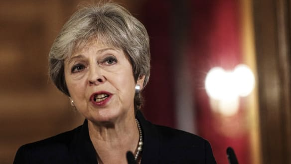 May 'planning' snap election to head off more defections over Brexit