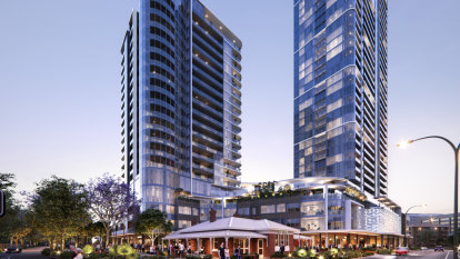 How many pages? Giant conditions list stymies $150m South Perth tower