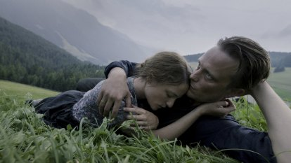 Malick returns to form in his wrestle with great war story, A Hidden Life