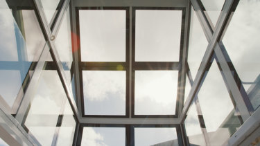 The best-performing stock tip of week one of the new shares race, ClearVue, has a technology where the glass in building can generate solar power