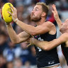 Saad day for Blues as former Bomber gets the last laugh
