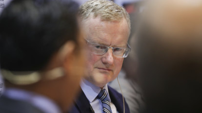 RBA governor says infrastructure spending should be run like monetary policy
