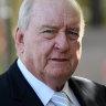 Alan Jones settles defamation lawsuit with SBS