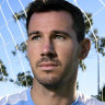 'It's brilliant': McGowan lauds A-League winter switch as he awaits hotel release