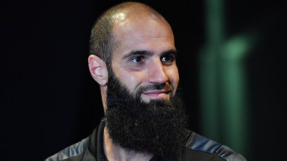 Houli praying Rance will find fulfilment - and return to Richmond