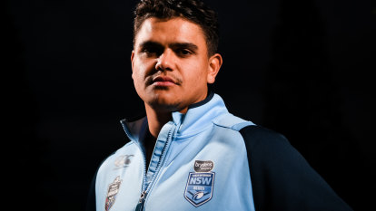 'I had a bit of bias against them': Why Latrell Mitchell benched Blues
