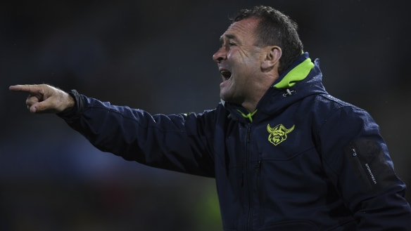 Sport podcast: Was Ricky Stuart right about Canberra's treatment?