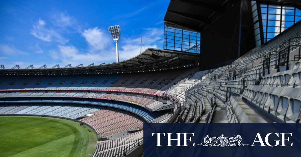 Boxing Day at the 'G: A homecoming that's a flicker of the way we were – The Age