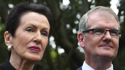 'My apology is unqualified': Remorseful Michael Daley in damage control