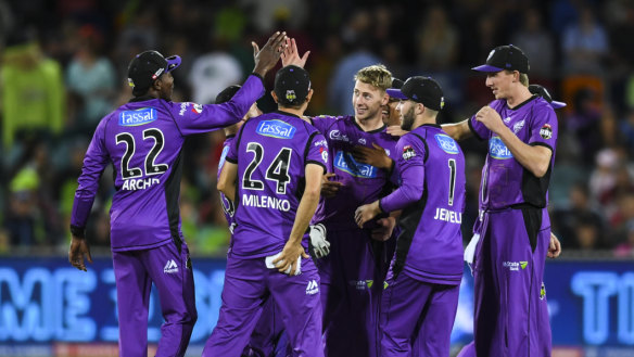 BBL clubs, boss mull changes for 2019-20