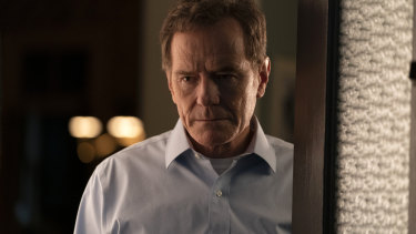 Bryan Cranston as Michael Desiato in Your Honor.