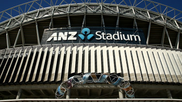 Outdoor stadiums, such as ANZ, will be allowed to be filled to 50 per cent capacity.