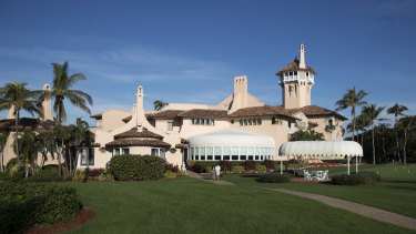 President Donald Trump's Mar-a-Lago estate in Florida could be hit by Hurricane Dorian.