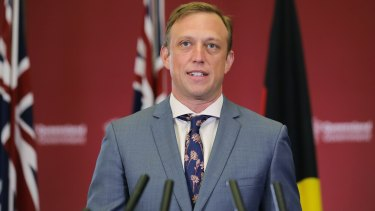Health Minister Steven Miles said grandparents were alive thanks to Queensland's strict COVID-19 measures.