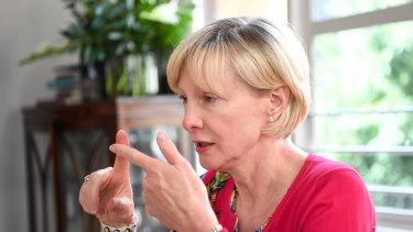 Jo Ann Corkran is a partner in US based Golden Seeds which funds women led startups.