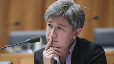 Penny Wong would be the first Asian-Australian foreign affairs minister.