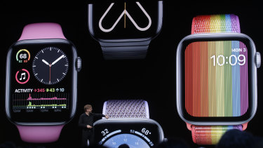 New faces and features are arriving for the Apple Watch, along with its own store.