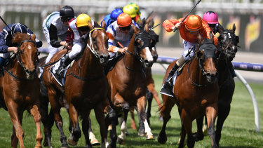 The races at Flemington will be run earlier to avoid the worst of the heat on Australian Guineas day.