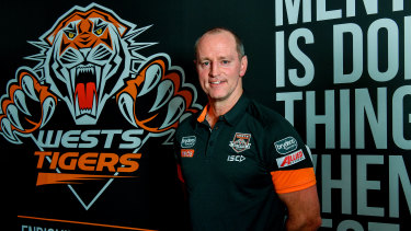 How does Tigers coach Michael Maguire attract good players to his club?
