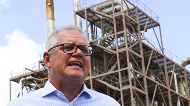 """Prime Minister Scott Morrison says any plan to move hotel quarantine to the regions needs to have a """"net benefit"""" for the communities affected."""