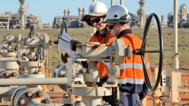 Chevron's Gorgon LNG plant in Western Australia hosts one of the world's biggest carbon capture projects.