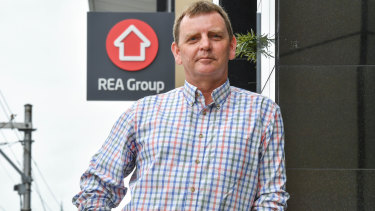 "Real Estate Home Loans owner Paul Ballinger has been in a two-year intellectual property battle with REA Group after the real estate giant tried to register trademarks for ""realestate.com.au Home Loans."""