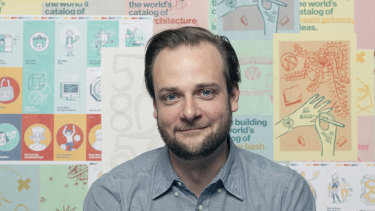 Evan Sharp is the co-founder of Pinterest.