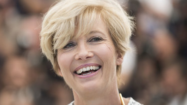 Actor Emma Thompson will become Dame Emma.