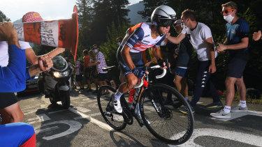 Tour de France: Podium finish a victory for Richie Porte