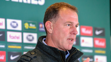 Alen Stajcic, the former Matildas coach, is on the eight-person committee of Women in Football.