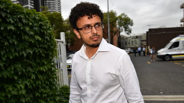 Arsalan Khawaja was re-arrested for allegedly breaching his bail.