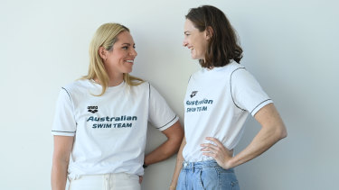 Emily Seebohm and Cate Campbell reflect on their amazing journey to a fourth Olympic Games.