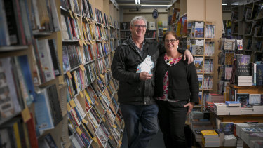 After 35 years, Tim's Bookshop in Kew - an institution of Melbourne's east run by Tim Warmington and wife Lynn Frankes - is up for sale.