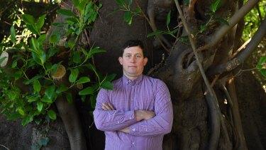 Darryl Lodge had his travel insurance denied after declaring his PTSD diagnosis.