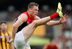 Demon McDonald in race to be fit for Monday night clash