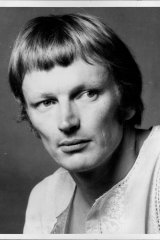 A young John Bell (pictured 1971) returned from five years with the Royal Shakespeare company to direct and act at the Nimrod and Old Tote.