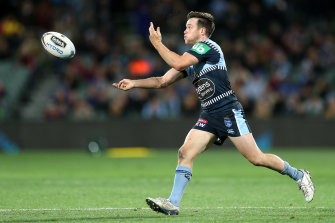 Luke Keary  was frozen out of the Blues squad after game one.