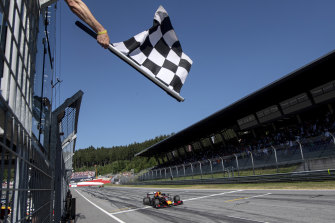 Formula One hopes to stage back-to-back races at the Red Bull Ring track in Austria when it returns.