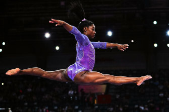 Gymnastics icon Simone Biles will be a Tokyo must-see.