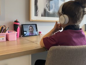Remote learning must be a short-term measure.