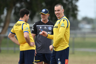 Brad Arthur looks set to rest Mitchell Moses and Clint Gutherson.