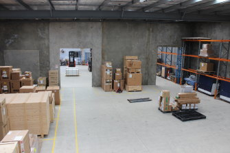 Glicks Bakery has paid almost $2000 a sq m for a warehouse in Laverton North.