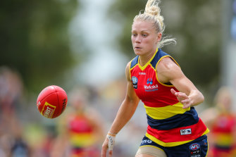 Erin Phillips says there isn't much left to cut from AFLW programs' funding.