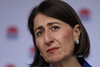 "As NSW Premier Gladys Berejiklian suggested, now is the time to recognise Australians as ""one and free""."