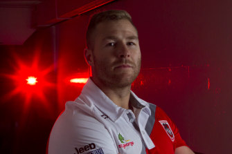 Trent Merrin has played his last NRL game.