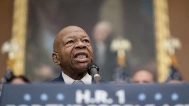 Representative Elijah Cummings.