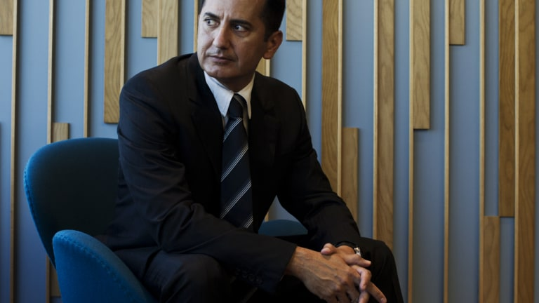 Westpac executive George Frazis is understood to be highly regarded by the Virgin Australia board and a contender to replace John Borghetti.