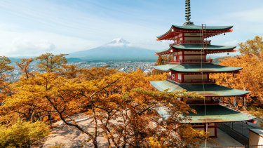 Visitors to Japan rave about the country's scenery.